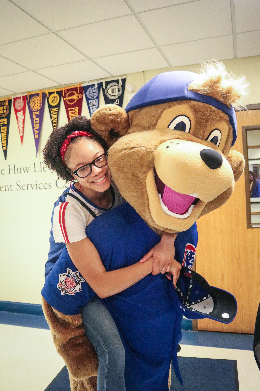 De'Janae Phillips Named a Cubs Scholar