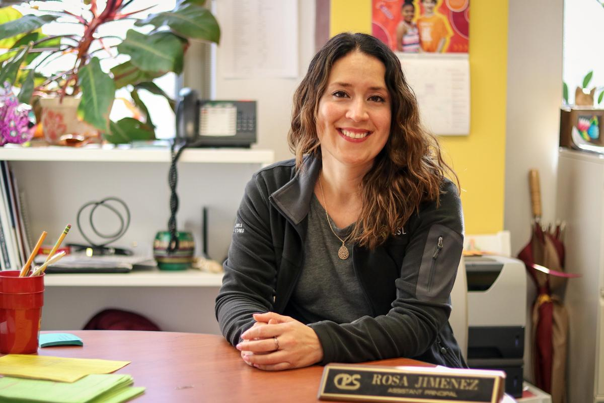 Alumni Profile: Rosa Jimenez '95