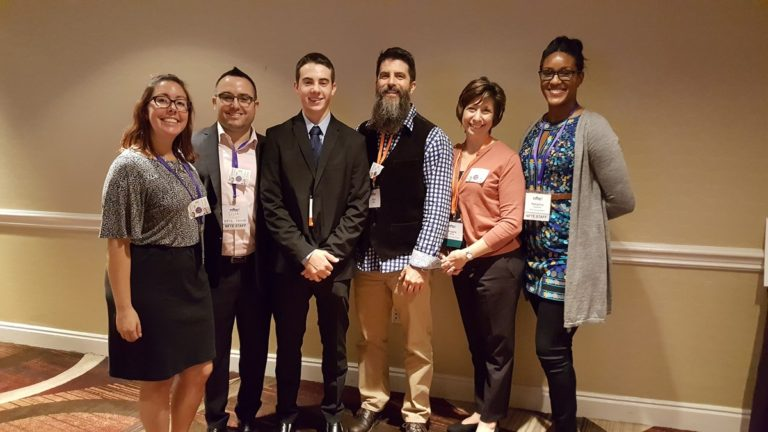Mason Baker '18 Competes in NFTE National Youth Entrepreneurship Challenge