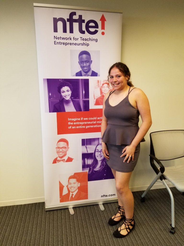 Kristina Vargas '19 Earns Spot at Regional Entrepreneurship Challenge