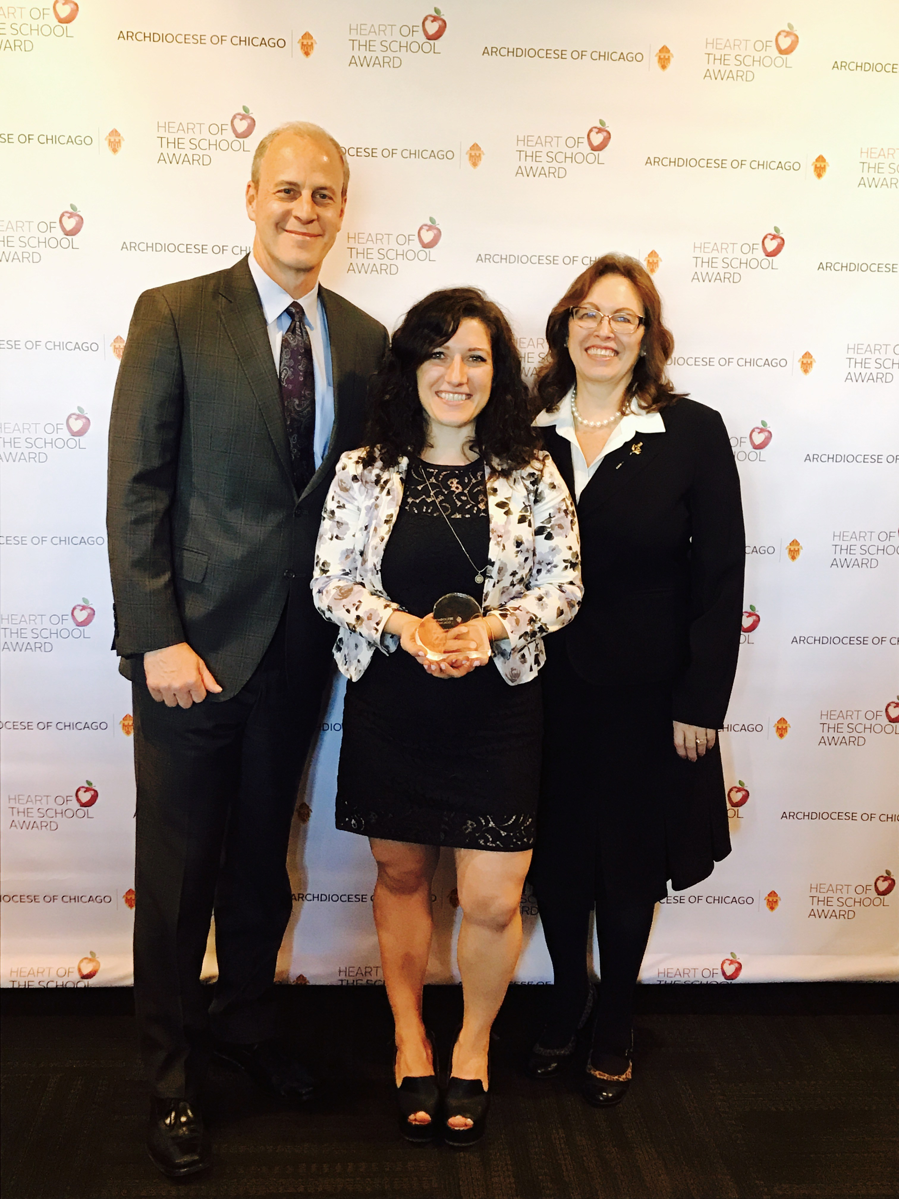 RLC Director honored by Archdiocese