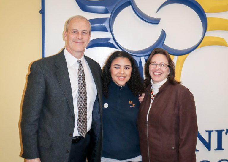 Natalie Nieves '18 Receives QuestBridge Scholarship to Wellesley