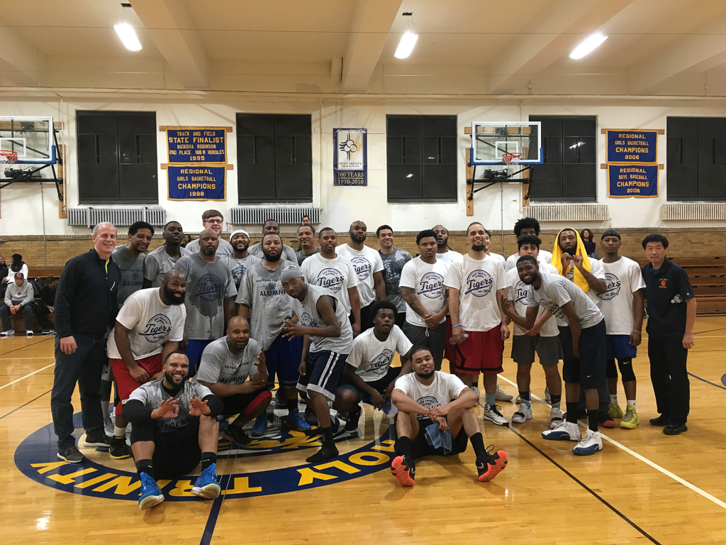 2019 Alumni Basketball Game