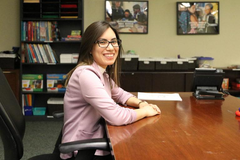 Alumni Profile: Jackie Salgado '15