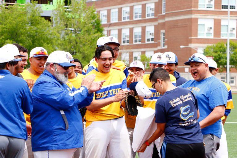 Baseball Wins Regional Championship
