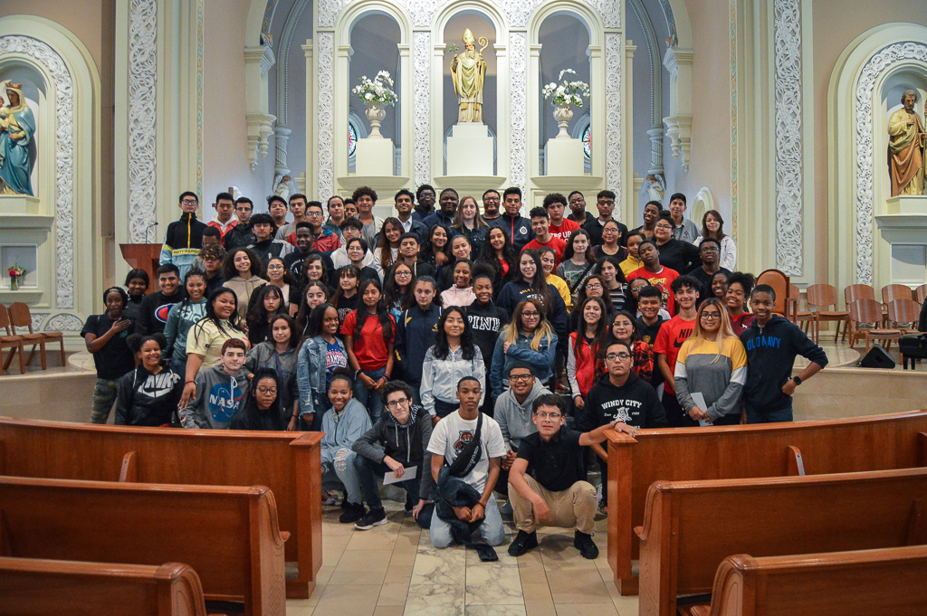 Sophomore Retreat – Class of 2022