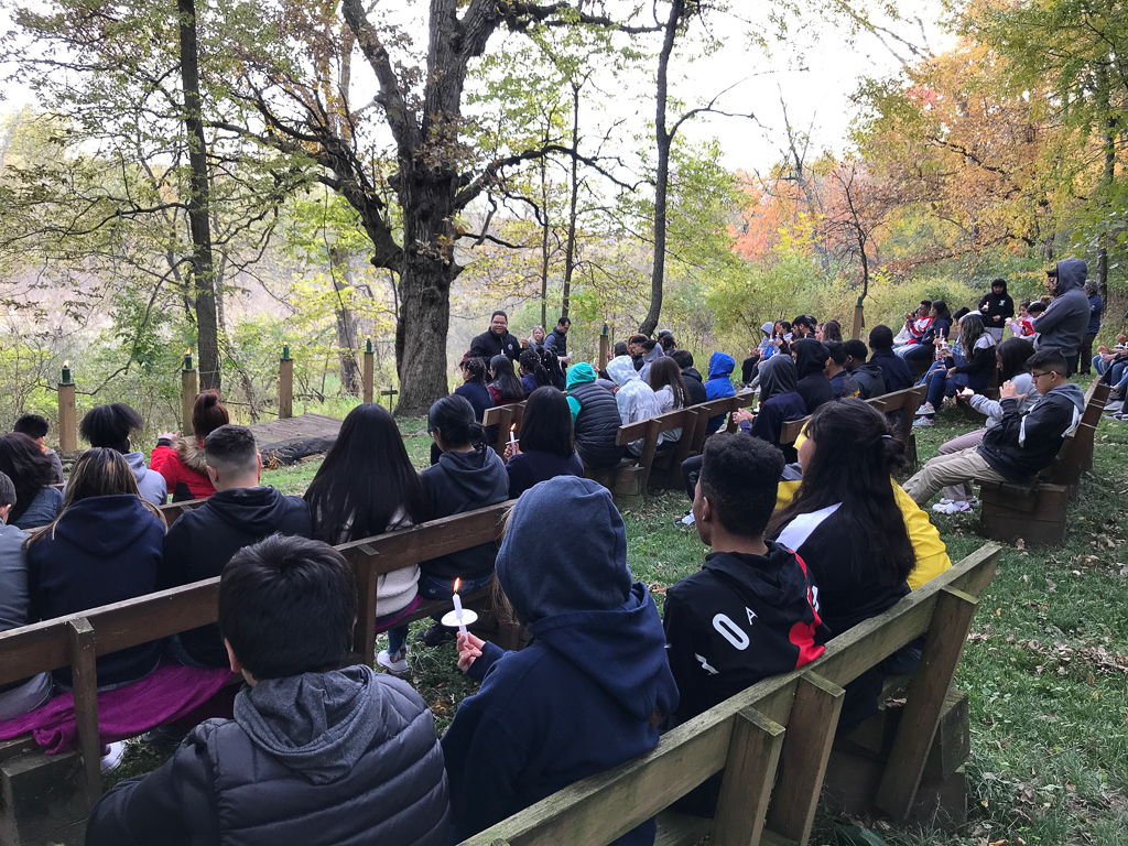 Junior Retreat – Class of 2021