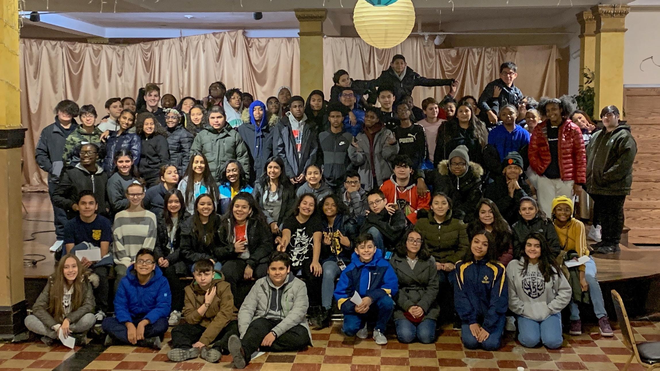 Freshman Retreat – Class of 2023