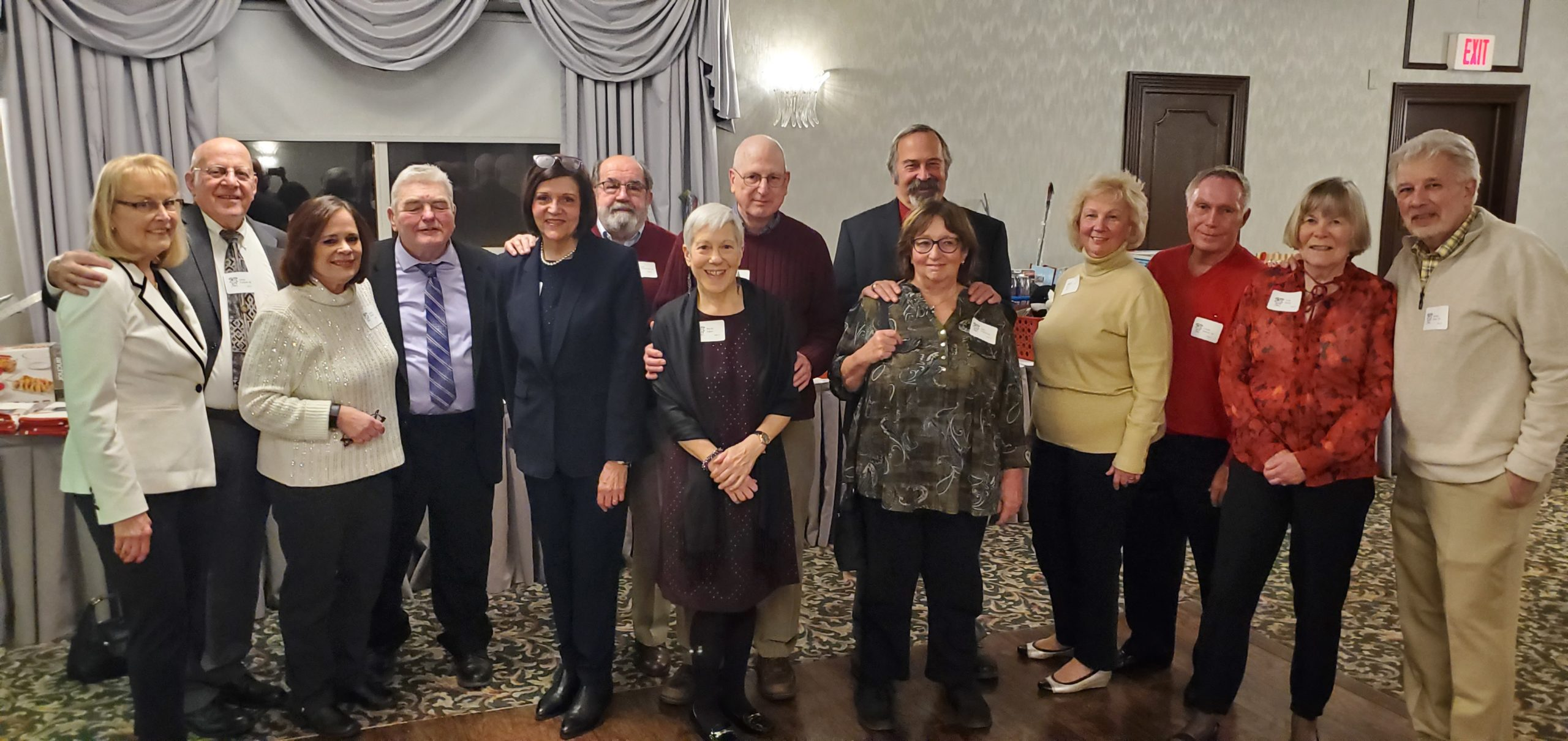 2019 Alumni Christmas Dinner