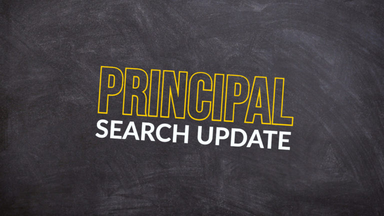 Principal Search Update
