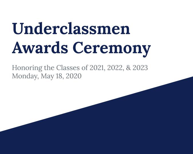 Underclassmen Awards