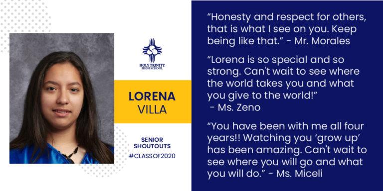 Villa, Lorena H