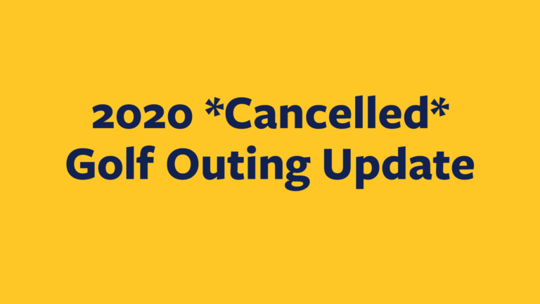 2020 *Cancelled* Alumni Golf Outing