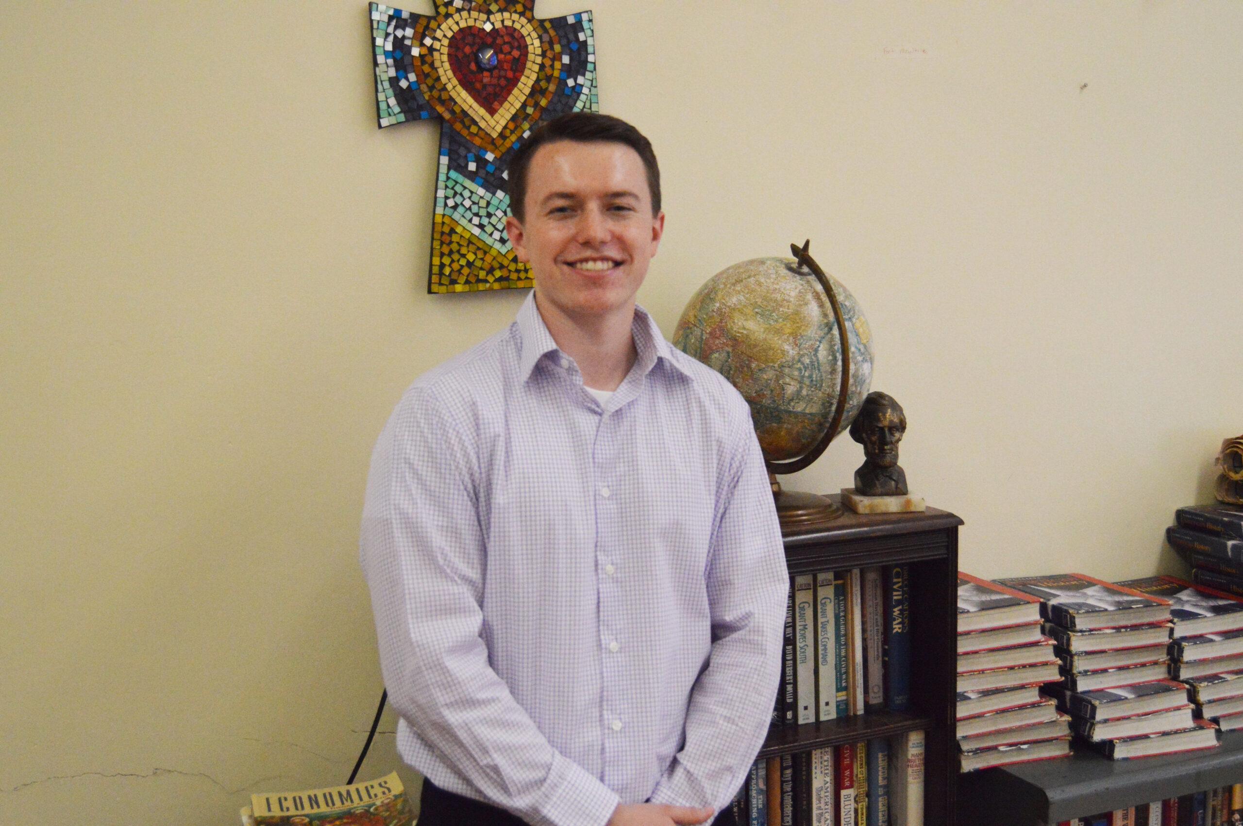 Teacher Profile: Peter Gruber