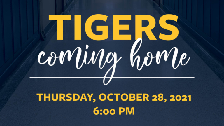 Tigers Coming Home